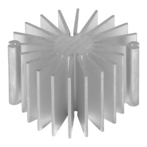 Aluminum Alloy Die Casting for Heat Sinks (AL6061) Approved by ISO9001: 2008 pictures & photos