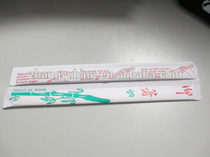 Great Quality Bulk Customized Logo Chopstick OPP Pack pictures & photos