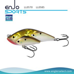School Fish Lipless Fishing Product Tackle Lure with Bkk Treble Hooks (LL0570) pictures & photos