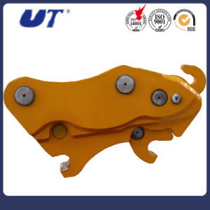 Excavator Attachment Parts Hydraulic Quick Hitch Coupler pictures & photos