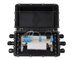 FTTH Fiber Optic Splice Closure Optical Enclosure 5009 pictures & photos