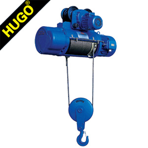 High Durability 10ton CD1 Electric Wire Rope Cable Hoist pictures & photos