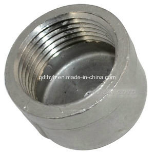 304 Stainless Steel End Screwd Cap pictures & photos