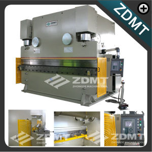 WC67K-400/4000 Hydraulic Press Brake with CNC DA41 pictures & photos