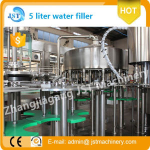 Full Automatic Jar Bottle Water Filling Machines pictures & photos