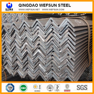 High Quality Hot Rolled or Galvanized Steel Angle Bar Manufacture pictures & photos