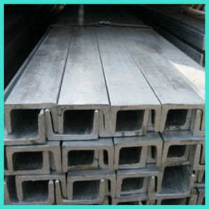 Prime Hot Rolled Low Carbon Steel U Beam, U Channel pictures & photos