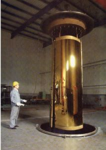 Stainless Steel Colored Machine pictures & photos