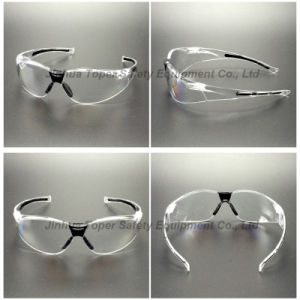 CE En166 High Quality Wrap-Aournd Lens Safety Spectacles (SG119) pictures & photos