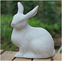 Polyresin Rabbit Craft Easter Day pictures & photos