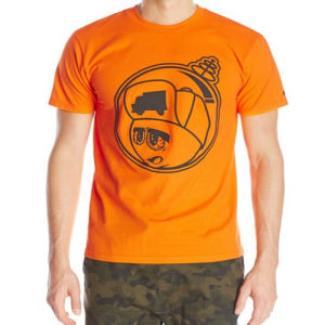 Elastic T-Shirt /Print T-Shirt pictures & photos