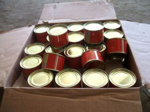 Tinned Tomato Paste on Sell
