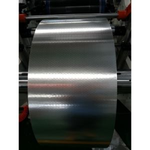 Embossed Aluminium/ Aluminum Household Foil 8011-O pictures & photos