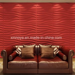 Sculpted Designer Featured Acoustic 3D Wall Panel for Living Room pictures & photos