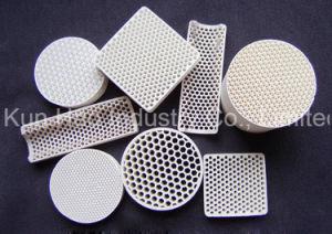 Alumina Ceramic in Honeycomb Ceramic, Porous Ceramic