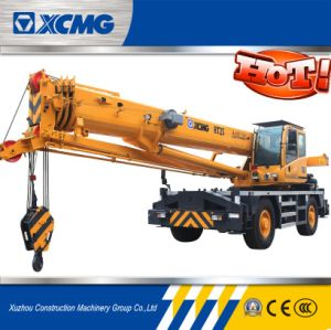 XCMG Official Rt25 25t Rough Terrain Crane for Sale pictures & photos