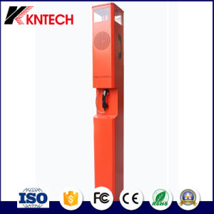 GSM Wireless Emergency Telephone Device Telephone Knem-26 pictures & photos