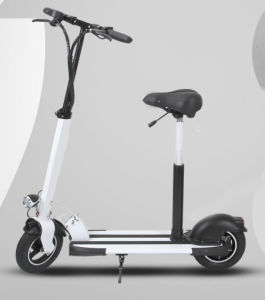 Aluminum Mini Scooter with 400W Motor pictures & photos