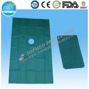 Disposable Fenestrated Drapes China Supplier with Good Price pictures & photos