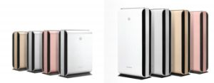 Air Purifier for Indoor Air Purification, Oxygen Plus and Esp Pure System