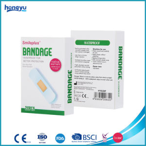 72*19mm PU Material and Hydrocolloid Pad Bandage for Pharmacy pictures & photos