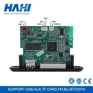 Large Size Audio Decoder Board MP5 Circuit Board pictures & photos