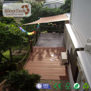 Guangdong Supplier UV Resistant Waterproof WPC Teak Decking pictures & photos
