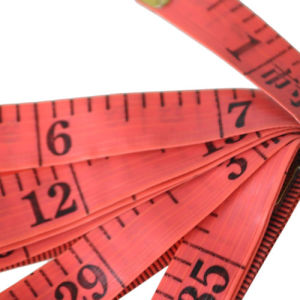 BMI Mass Index 60 Inch Body Waist Soft Measuring Tape pictures & photos