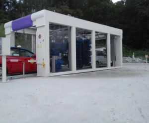 Automatic Tunnel Type Car Wash Machine pictures & photos