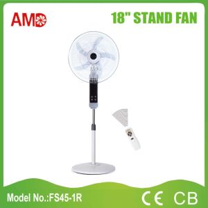 """Good Design Good Price 18"""" Stand Fan with Remote Controller with Ce CB Approval (FS45-1R) pictures & photos"""