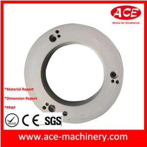 CNC Lathing Machinery Spray Brush Fitting Part pictures & photos