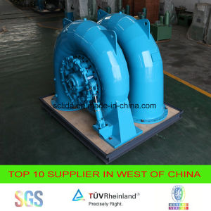 Micor Hydro Power Pelton Generator for Hydro Power Plant pictures & photos