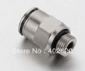 Pneumatic Metal Fitting with Nickel Plated (MPCF-G) pictures & photos