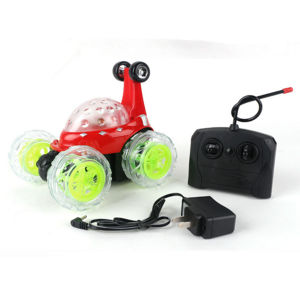 Plastic Electronic Remote Control Car with Flash and Music pictures & photos