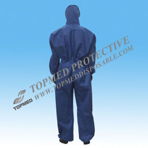 Disposable Painting Suits, SMS Overalls for Men pictures & photos