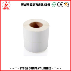 EXW Adhesive Thermal Paper Sticker pictures & photos