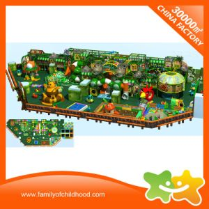 Jungle Adventures Series Giant Multifunctional Indoor Play Centre Equipment for Sale pictures & photos