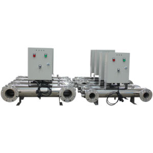 40 000L/Hr UV Sterilizer to Kill Bacteria for Water Purifying pictures & photos