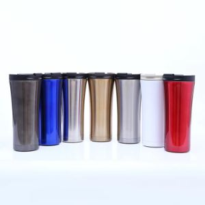 Starbark 450ml Stainless Steel Double Wall Coffee Mug (SH-SC56) pictures & photos