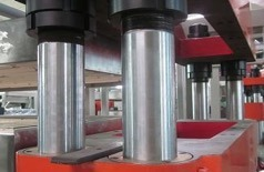 Automatic Stainless Track Plastic Cup Bowl Thermoforming Machine pictures & photos