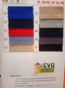 240G/M2, 65%Polyester 35%Cotton Anti-Static ESD Uniform Fabric pictures & photos