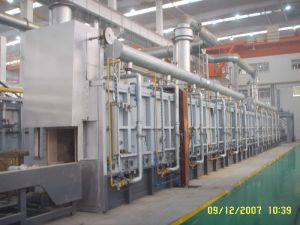 Large Gas Cylinder Solution Furnace (Industrial Furnace) pictures & photos