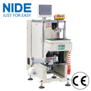 Single Working Station Automatic Stator End Coil Lacing Machine pictures & photos
