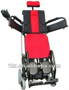 Electric Power Standing Wheel Chair (THR-FP130) pictures & photos