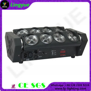 Night Club Stage Lighting LED Spider Beam pictures & photos