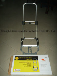 Folding Steel Hand Trolley (HT022EKP) pictures & photos