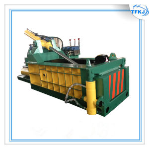 135t Forward Push-out Hydraulic Scrap Metal Baler (CE approved) pictures & photos