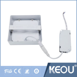 Bis Saso 6watt/7watt Square 120X120mm LED Ceiling Lamp pictures & photos