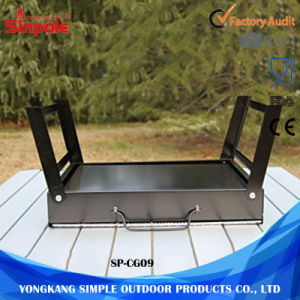 Ultimate Portability Functional Folding Charcoal BBQ Grill Net pictures & photos