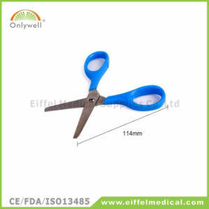 14.5cm Japan Daikin Coated Teflon Gauze Bandage Scissor pictures & photos